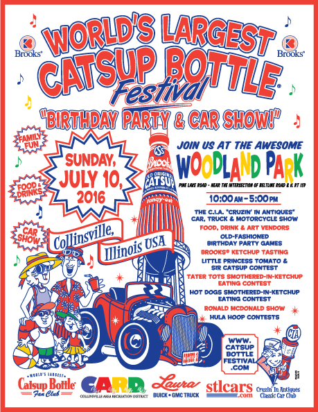 2016 Catsup Bottle Festival